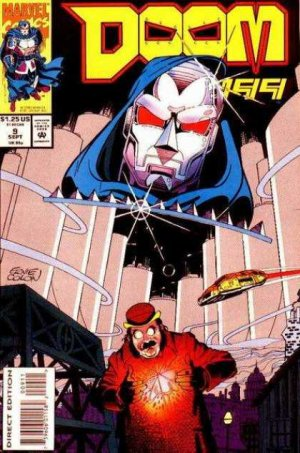 Doom 2099 édition Issues V1 (1993 - 1996)