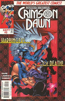 Psylocke and Archangel - Crimson Dawn # 2 Issues