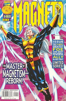 Magneto édition Issues V2 (1996 - 1997)