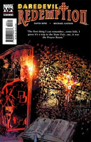 Daredevil - Redemption # 3 Issues