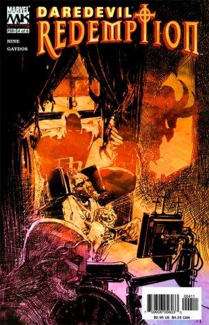 Daredevil - Redemption # 4 Issues