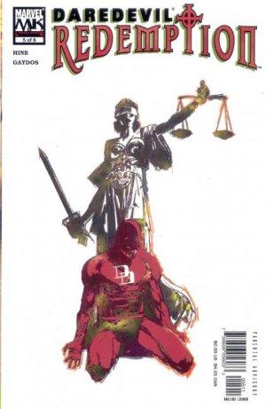 Daredevil - Redemption # 5 Issues