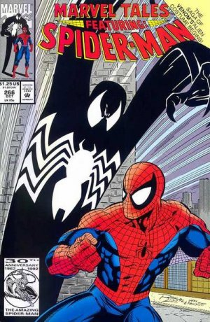 Marvel Tales 266 - Homecoming