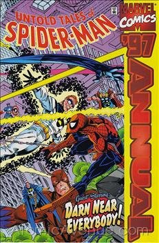 Untold tales of Spider-Man édition Annual (1997)