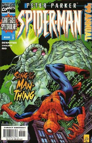 Peter Parker - Spider-Man édition Issues V2 - Annuals (1999 - 2001)