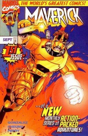 Maverick édition Issues V2 (1997 - 1998)