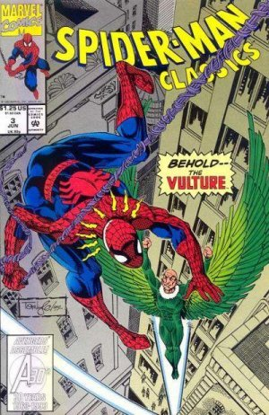 The Amazing Spider-Man # 3 Issues (1993 - 1994)