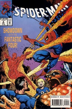 The Amazing Spider-Man # 9 Issues (1993 - 1994)