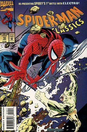 The Amazing Spider-Man # 10 Issues (1993 - 1994)
