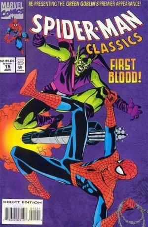The Amazing Spider-Man # 15 Issues (1993 - 1994)