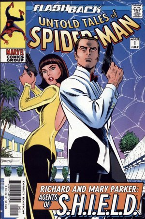 Untold tales of Spider-Man édition Issues (1995 - 1997)