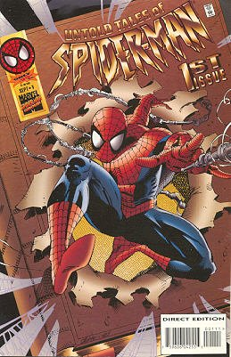Untold tales of Spider-Man # 1 Issues (1995 - 1997)