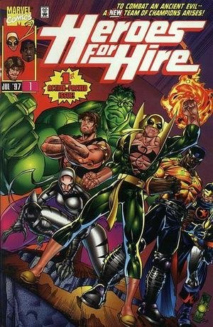 Heroes for Hire édition Issues V1 (1997 - 1999)