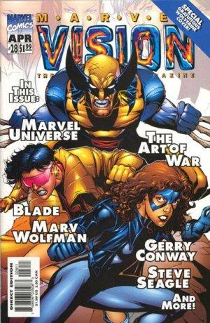 Marvel Vision # 28 Kiosque