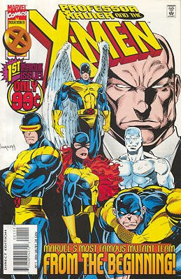 Professor Xavier and The X-Men # 1 Issues (1995 - 1997)