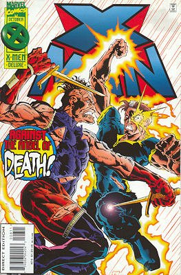 X-Man # 8