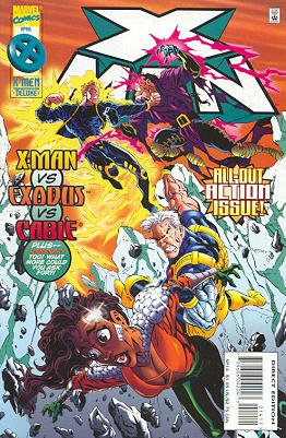 X-Man 14 - septembreen From Grace