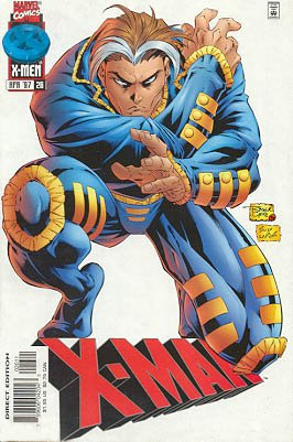 X-Man 26 - Down to Earth