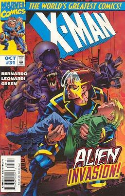 X-Man # 31