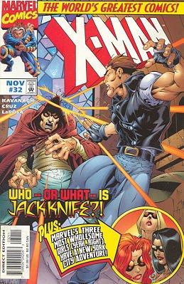 X-Man # 32