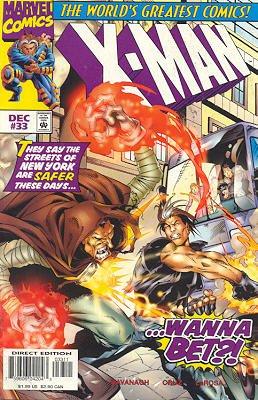 X-Man # 33
