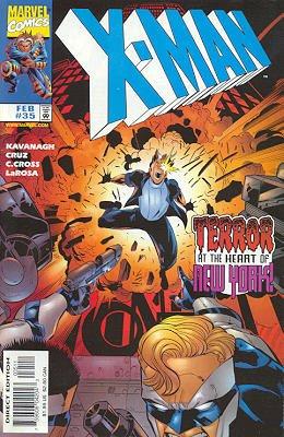 X-Man # 35