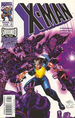 X-Man # 36