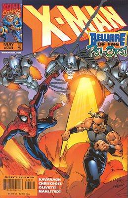 X-Man # 38