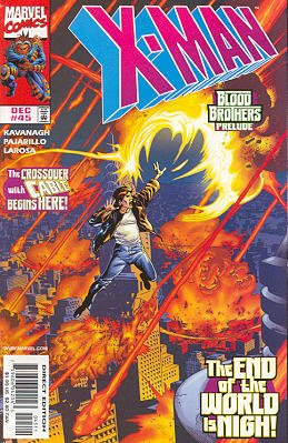 X-Man # 45