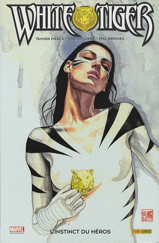 White Tiger édition TPB Softcover - 100% Marvel (2018)