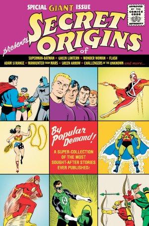 DC Universe - Secret Origins