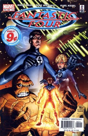Fantastic Four # 60 Issues V3 (1998 - 2003)