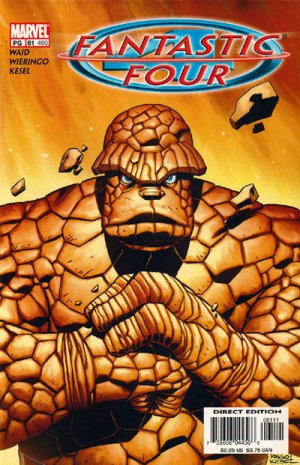 Fantastic Four # 61 Issues V3 (1998 - 2003)