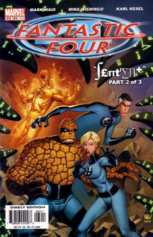 Fantastic Four # 63 Issues V3 (1998 - 2003)