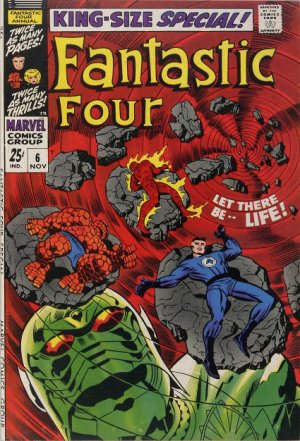 Fantastic Four # 6 Issues V1 - Annuals (1963 - 2012)