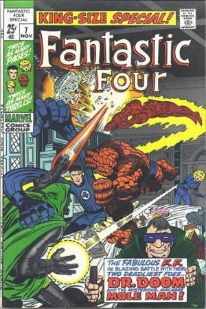 Fantastic Four 7 - 1969 : The Fantastic Four Meet the Mole Man