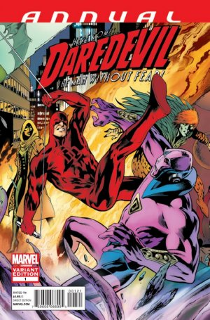 Daredevil édition Issues V3 - Annuals (2012)