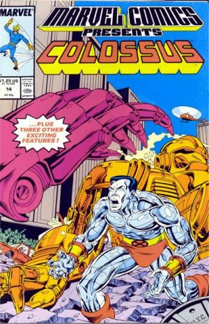 Marvel Comics Presents # 14 Issues V1 (1988 - 1995)