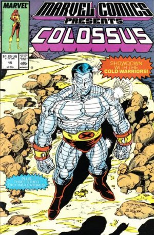 Marvel Comics Presents # 15 Issues V1 (1988 - 1995)