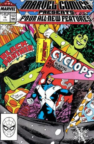Marvel Comics Presents # 18 Issues V1 (1988 - 1995)