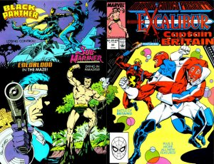Marvel Comics Presents # 33 Issues V1 (1988 - 1995)