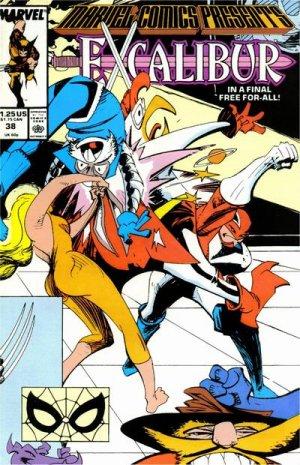 Marvel Comics Presents # 38