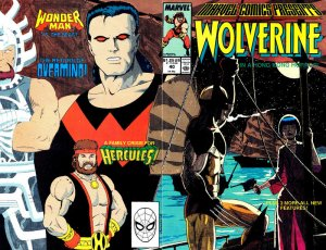 Marvel Comics Presents # 40