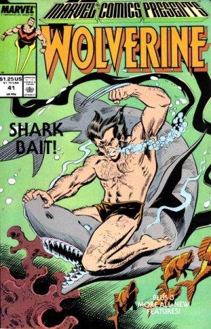 Marvel Comics Presents # 41