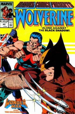 Marvel Comics Presents # 42