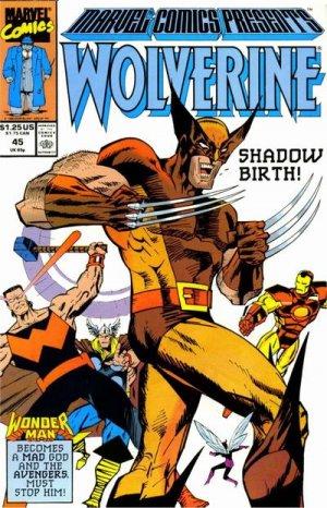 Marvel Comics Presents # 45