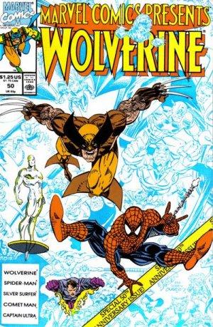 Marvel Comics Presents # 50