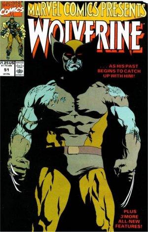 Marvel Comics Presents # 51
