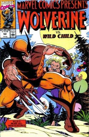 Marvel Comics Presents # 52