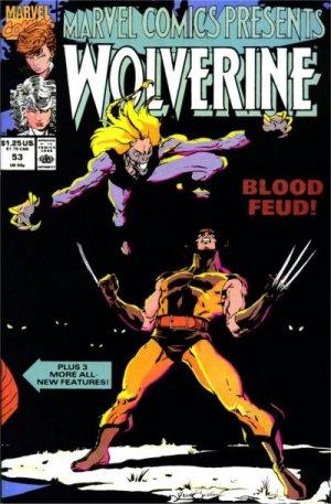 Marvel Comics Presents # 53 Issues V1 (1988 - 1995)